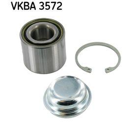 VKBA 3572 SKF Ø: 52mm, Innendurchmesser: 25mm Radlagersatz VKBA 3572 günstig kaufen