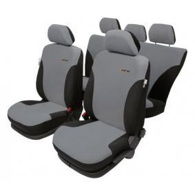 5-9103-250-3020 KEGEL Front and Rear, Grey, Polyester, Quantity Unit: Kit Size: L Seat cover 5-9103-250-3020 cheap