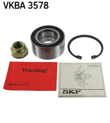 VKBA 3578 SKF mit integriertem ABS-Sensor Ø: 80mm, Innendurchmesser: 42mm Radlagersatz VKBA 3578 kaufen