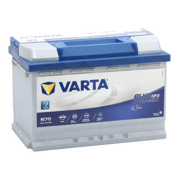 570500076D842 Autobatterie VARTA 570500076 - Große Auswahl - stark reduziert