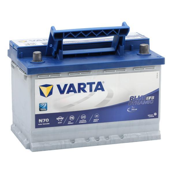 570500076D842 Batterie VARTA - Markenprodukte billig