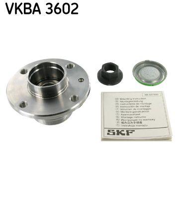 SKF Комплект колесен лагер VKBA 3602