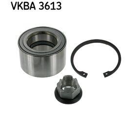 Juego de cojinete de rueda VKBA 3613 OPEL MOVANO a un precio bajo, ¡comprar ahora!