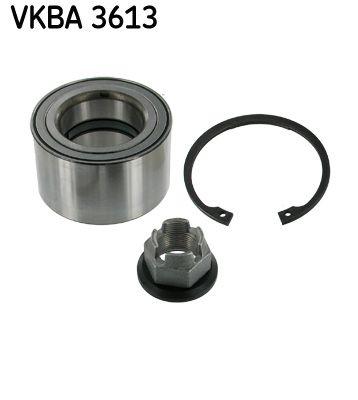 Achetez Roulements SKF VKBA 3613 (Ø: 84mm, Diamètre intérieur: 49mm) à un rapport qualité-prix exceptionnel