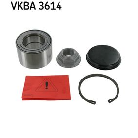 VKBA 3614 Framhjulslagersats SKF originalkvalite