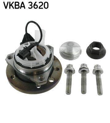 Originales Buje de rueda VKBA 3620 Saab