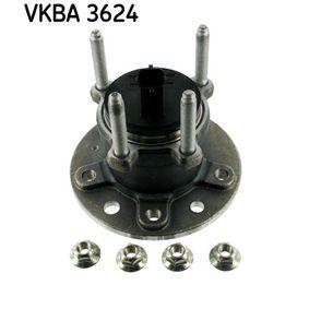 VKBA3624 Hjullagerssats SKF - Upplev rabatterade priser