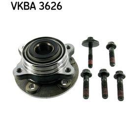 Hjullagerssats VKBA 3626 VOLVO XC 90 till rabatterat pris — köp nu!