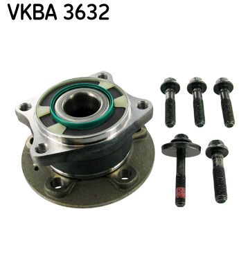 Hjullagersett VKBA 3632 SKF Sikker — bare nye deler