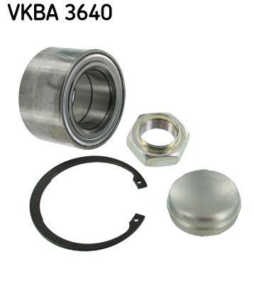 Acheter Kit de roulement de roue Ø: 84mm, Diamètre intérieur: 49mm SKF VKBA 3640 à tout moment