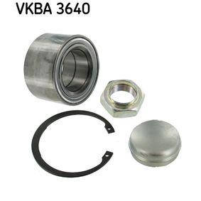 SKF VKBA 3689 Radlagersatz