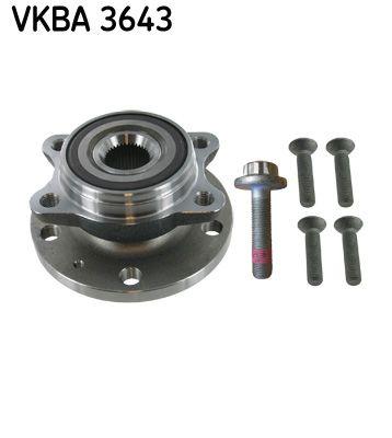 VKBA3643 Hjullager SKF VKBA 3643 Stort utvalg — kraftige prisreduksjoner