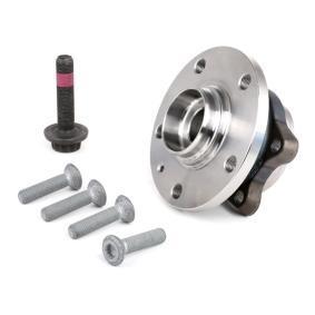 VKBA 3643 Juego de cojinete de rueda SKF calidad original