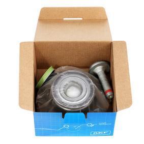 VKBA 3644 SKF med inbyggd ABS-sensor Hjullagerssats VKBA 3644 köp lågt pris