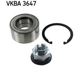 Hjullejesæt VKBA 3647 VOLVO V40 kombi (VW) — få dit tilbud nu!