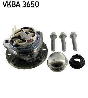 Купете VKBA 3650 SKF с вграден сензор за ABS Комплект колесен лагер VKBA 3650 евтино
