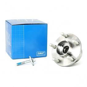 VKN6021 SKF mit integriertem ABS-Sensor Ø: 78mm Radlagersatz VKBA 3660 günstig kaufen