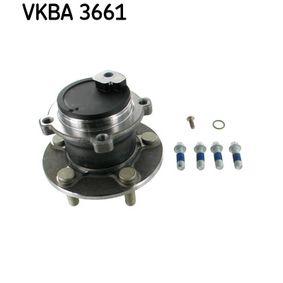 VKBA 3661 Jogo de rolamentos de roda SKF - Produtos de marca baratos