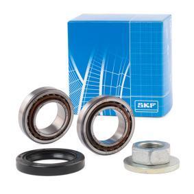 VKBD0160 SKF Ø: 50,3mm, Innerdiameter: 29mm Hjullagerssats VKBA 3666 köp lågt pris