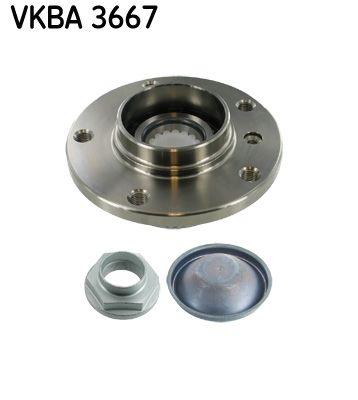 Lagren VKBA 3667 som är helt SKF otroligt kostnadseffektivt