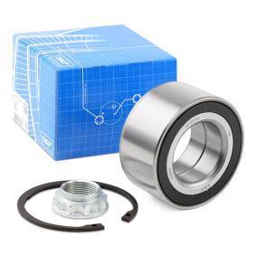 VKBA 3668 SKF med ABS-sensorring Ø: 85,1mm, Innerdiameter: 44,9mm Hjullagerssats VKBA 3668 köp lågt pris
