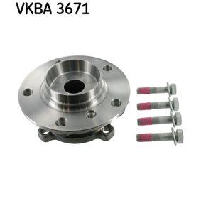 VKBA 3671 SKF Hjullagerssats VKBA 3671 köp lågt pris