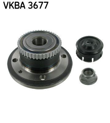 Hjullagersats VKBA 3677 som är helt SKF otroligt kostnadseffektivt