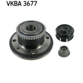 SKF VKBA 3675 Radlagersatz
