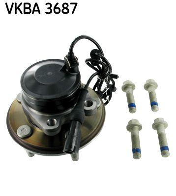 SKF: Original Lager VKBA 3687 ()