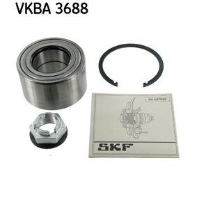 SKF VKBA 3691 Kit cuscinetti per routa