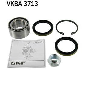 Set rulment roata VKBA 3713 pentru SUZUKI CAPPUCINO la preț mic — cumpărați acum!