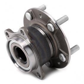 654W0658 Radlager & Radlagersatz RIDEX - Markenprodukte billig