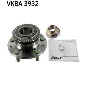 Wheel Bearing Kit VKBA 3932 for MAZDA MPV at a discount — buy now!