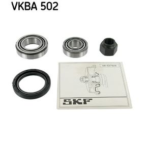 Riteņa rumbas gultņa komplekts VKBA 502 par VOLVO 66 ar atlaidi — pērc tagad!