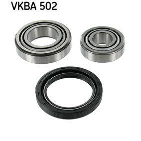 Hjullagerssats VKBA 502 VOLVO 66 till rabatterat pris — köp nu!