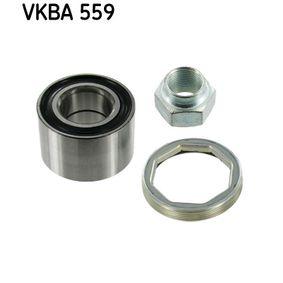 Radlagersatz VKBA 559 SEAT FURA Niedrige Preise - Jetzt kaufen!