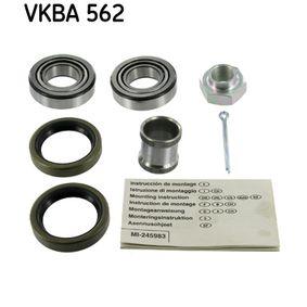 Kit cuscinetto ruota VKBA 562 FIAT 126 a prezzo basso — acquista ora!