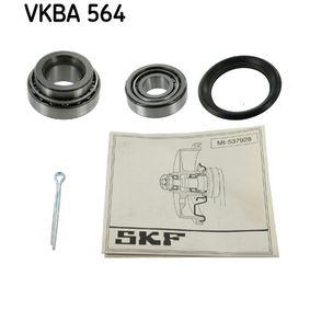 Kit de roulement de roue VKBA 564 RENAULT 8 à prix réduit — achetez maintenant!