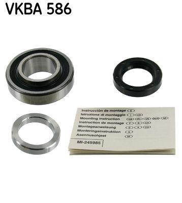 Car spare parts ALFA ROMEO 1750-2000 1969: Wheel Bearing Kit SKF VKBA 586 at a discount — buy now!