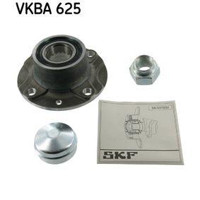 Kit cuscinetto ruota VKBA 625 FIAT DUNA a prezzo basso — acquista ora!