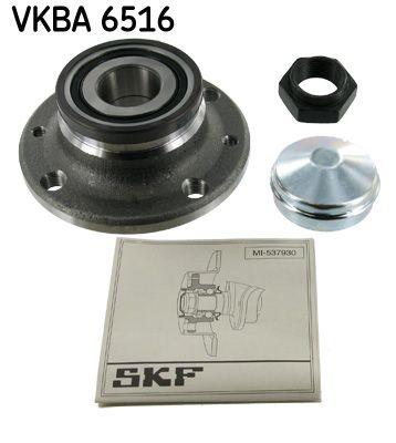 Купете VKBA 6516 SKF с вграден сензор за ABS Комплект колесен лагер VKBA 6516 евтино