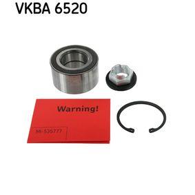 Radlagersatz VKBA 6520 FORD TOURNEO CONNECT Niedrige Preise - Jetzt kaufen!