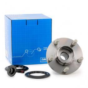VKN6021 SKF mit integriertem ABS-Sensor Ø: 78mm Radlagersatz VKBA 6543 günstig kaufen