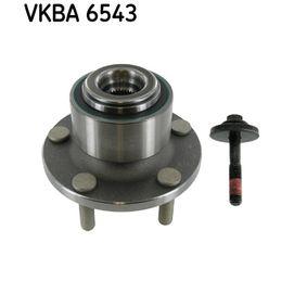 VKBA 6543 Radlager & Radlagersatz SKF - Markenprodukte billig