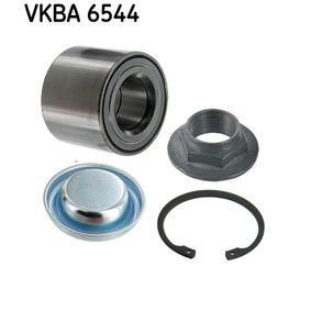 VKBA 6544 Комплект колесен лагер SKF - опит