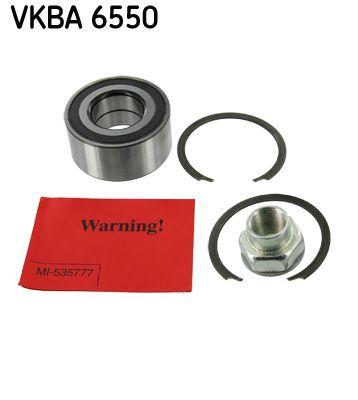 VKBA6550 Roulement De Roues & Kit De Roulement De Roue SKF - L'expérience aux meilleurs prix