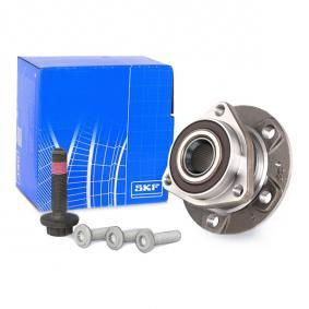 Achat de VKBA 6556 SKF avec capteur ABS intégré Kit de roulement de roue VKBA 6556 pas chères