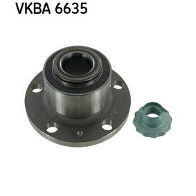 VKN6021 SKF mit integriertem ABS-Sensor Ø: 72mm Radlagersatz VKBA 6635 günstig kaufen