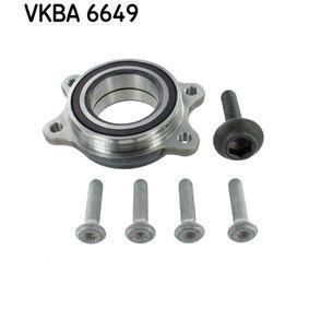 VKBA 6649 Hjullagerssats SKF Test