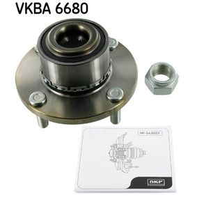 VKN600 SKF Spezialwerkzeug zur Montage notwendig Ø: 75mm Radlagersatz VKBA 6680 günstig kaufen